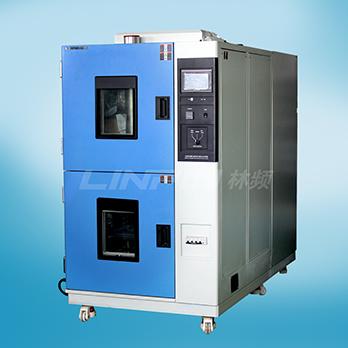 林频LRHS-1000B-LV小型高低温冲击试验箱